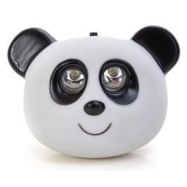 Čelovka Panda 2xLED 2xAAA