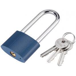 Zámek visací prodloužený 3 klíče Extol Craft - 52mm