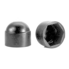 Krytka matic SKS šedá - M10/17mm