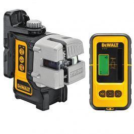 DeWALT DW089KD laser univerzální s přijímačem