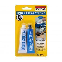 Lepidlo Epoxy Extra Strong 2x15ml Soudal