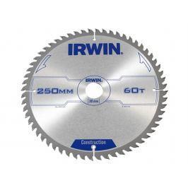 Kotouč pilový Circular Saw Blades Irwin - 250x3.0x30mm 60T Kotouče pilové