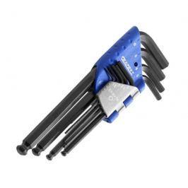 Sada imbus klíčů s kuličkou 9ks Tona Expert E113976 Imbus klíče