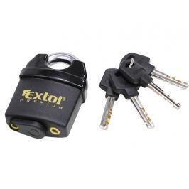 Zámek visací bezpečnostní voděodolný Extol Premium - 60mm 8857760 Bezpečnostní