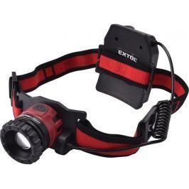 Čelovka nabíjecí Cree XPL 10W USB Extol Light 43190