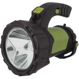 LED svítilna nabíjecí 5W CREE + 1.5W COB Ruční světla