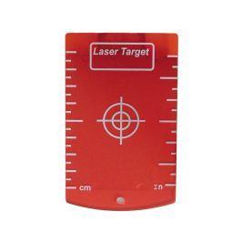 Terč reflexní červený pro laser mTools 192003