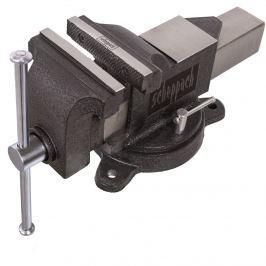 Svěrák průmyslový otočný s kovadlinou Scheppach - V 125 P 125mm