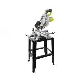 Extol Craft 405441 pokosová pila s laserem a stojanem