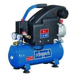 Scheppach HC 08 olejový kompresor