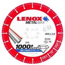 Kotouč diamantový řezný Metalmax Lenox - GS 300x25,4x3,8mm