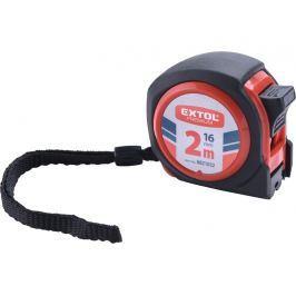 Metr svinovací Compact Extol Premium - 7,5m/25mm