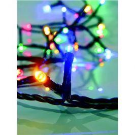 EUROLAMP Světelý vánoční řetěz 180 LED multikolor