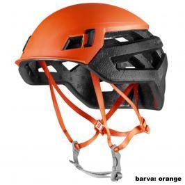 Horolezecká přilba MAMMUT Wall Rider, vel. 52-57 cm - orange