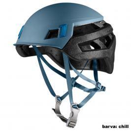 Horolezecká přilba MAMMUT Wall Rider, vel. 52-57 cm - chill