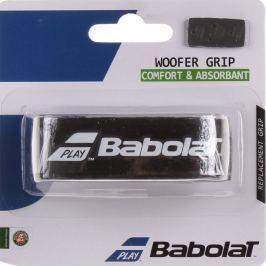 Tenisová omotávka BABOLAT Woofer Grip černá-modrá