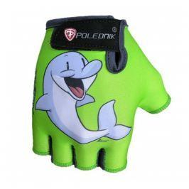 Cyklo rukavice POLEDNIK Dětské New Delfín, vel. 4