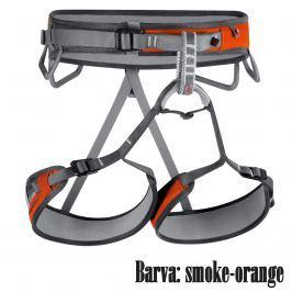 Horolezecký úvazek MAMMUT Ophir 3 Slide, vel. M - smoke-orange