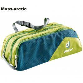 Toaletní taška DEUTER Wash Bag Tour II - moss-arctic