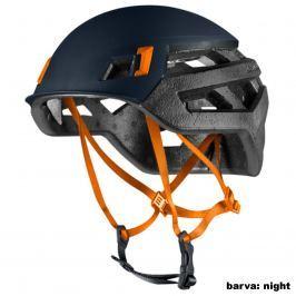 Horolezecká přilba MAMMUT Wall Rider, vel. 52-57 cm - night