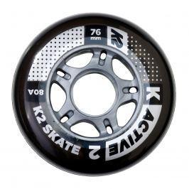 Kolečka a ložiska K2 Active Wheel 76 mm