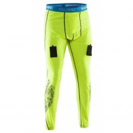 Hokejové kalhoty SALMING Comp Jock Long Pant vel. 120