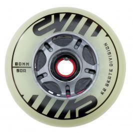 Kolečka K2 Freeride Glow Wheel 80 mm