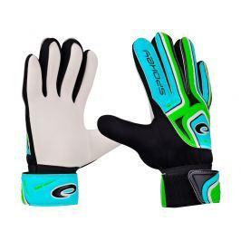 Brankářské rukavice SPOKEY Catch II 5 zelené