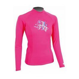 Lycrové triko AROPEC Marvel dámské růžové - vel. XS