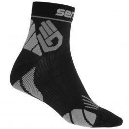 Ponožky SENSOR Marathon černo-šedé
