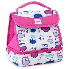 Termo taška SPOKEY Lunch box - růžová