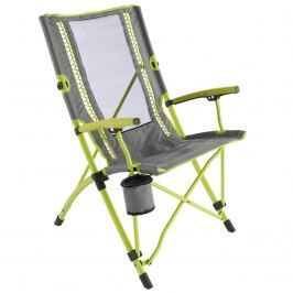 Kempingová židle COLEMAN Bungee Chair - lime