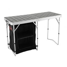 Coleman Table & Storage