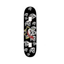 Skateboard SPARTAN Utop Board Skull
