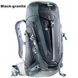 Batoh DEUTER ACT TRAIL 30 l - black-granite