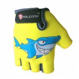 Cyklo rukavice POLEDNIK Dětské New Žralok, vel. 4