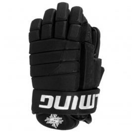 Hokejové rukavice SALMING Glove M11 - černé vel. 12''