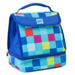 Termo taška SPOKEY Lunch box - modrá