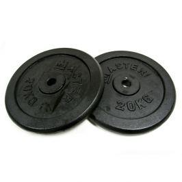 MASTER ocelové závaží 2x20kg - 30mm