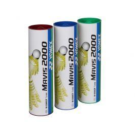 Badmintonové míčky YONEX Mavis 2000 - modré