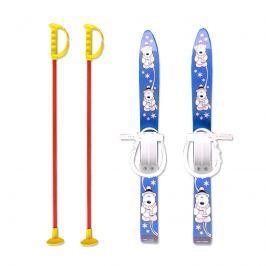Baby Ski 70 cm - dětské plastové lyže - modré