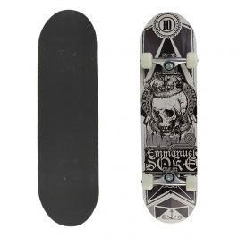 Skateboard MASTER Extreme Board - Skull