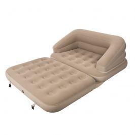 MASTER multifunkční sofa 5 v 1 - béžová