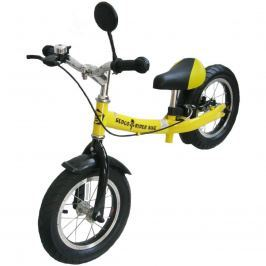 Dětské odrážedlo SEDCO Rider Cross NR3 - žluté