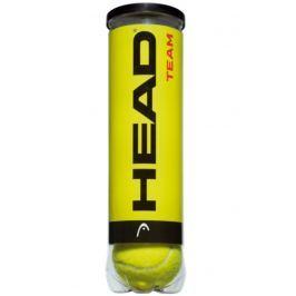Tenisové míčky HEAD Team 4 ks