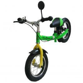 Dětské odrážedlo SEDCO Rider Cross NR3 - zelené