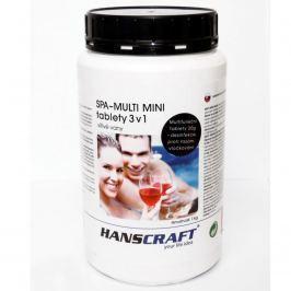 HANSCRAFT SPA MULTI MINI 3v1 tablety 1 kg