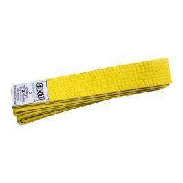 Pásek ke kimonu - velikost 1 - žlutý