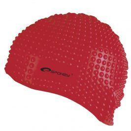 Plavecká čepice SPOKEY Belbin - červená