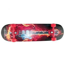 Skateboard NILS Extreme CR 3108 SB Fire Music